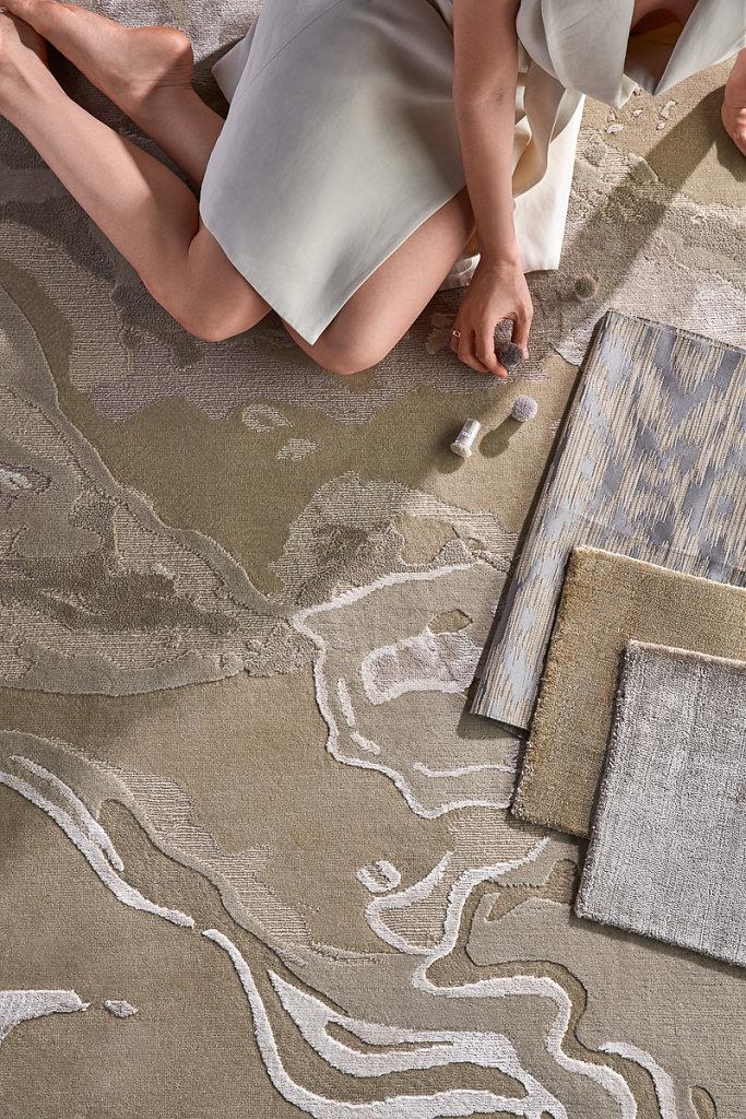 Ковер Earth Sand